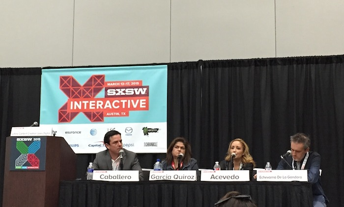 SXSW Interactive Latino sessions and panels